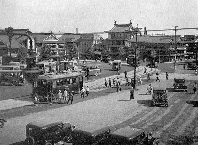 名古屋駅前(笹島)