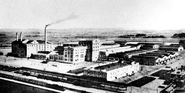 大日本麦酒名古屋工場