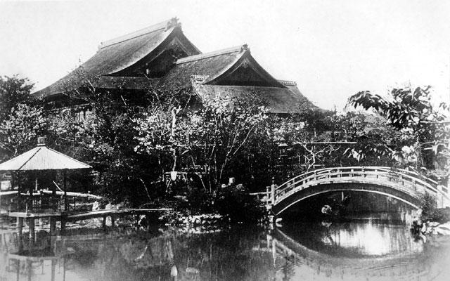 山田才吉と東陽館庭園