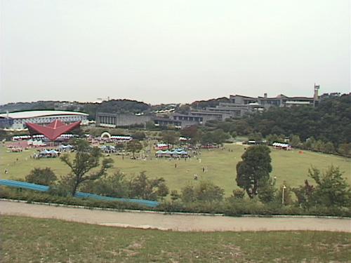 2002年 愛知青少年公園(万博 長久手会場の前身