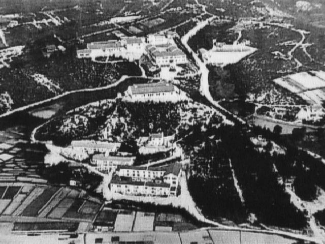 1960年の金城学院大学全景