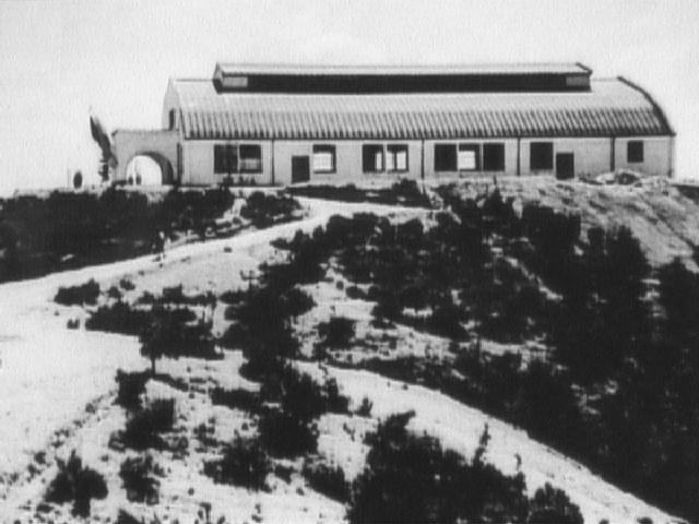 1960年:旧ランドルフ講堂