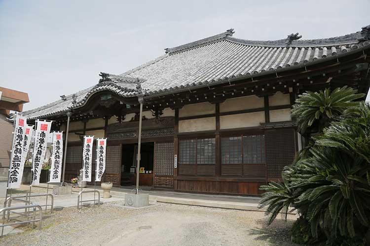 宝蔵寺(大野町)
