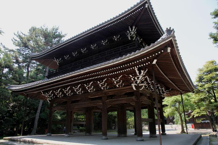 妙興寺山門