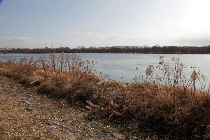 笠松周辺の渡船場
