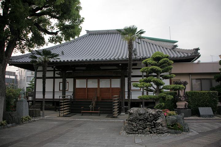 島田地蔵尊本堂