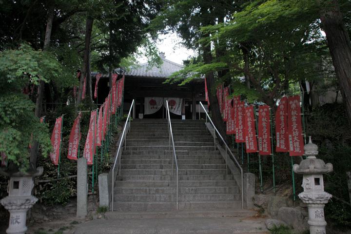 島田地蔵尊山門