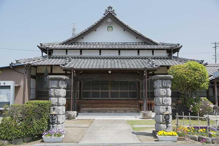 浄福寺(伊保町白塚)