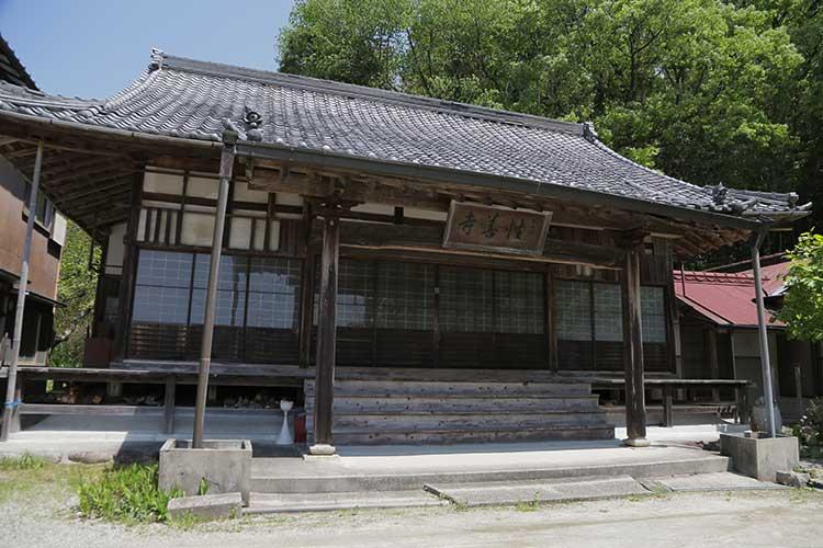 性善寺本堂