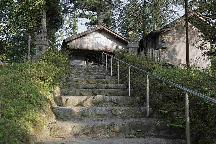 城山神社(物見台)