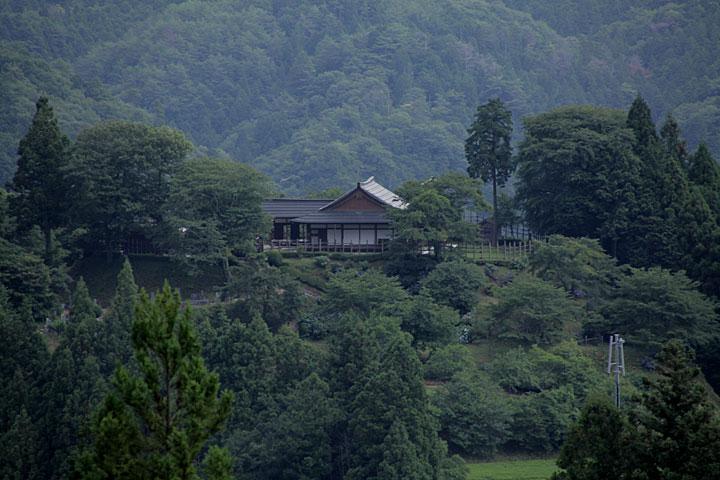 田峰城(復元)