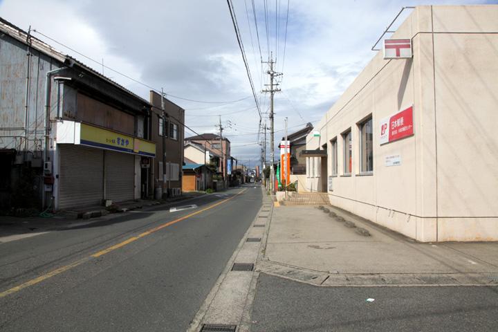 東海道・伊那街道追分周辺 小坂井へ