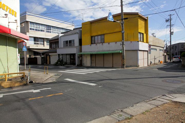 東海道・伊那街道追分