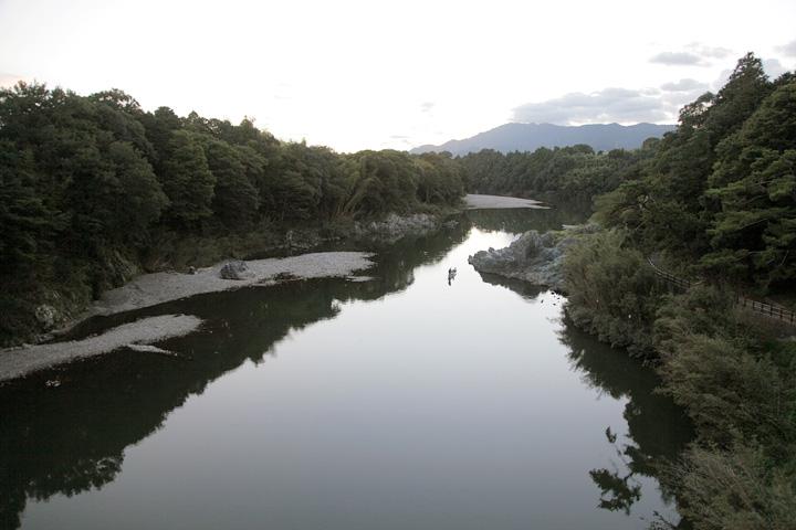 豊川下流(桜洲県立自然公園)