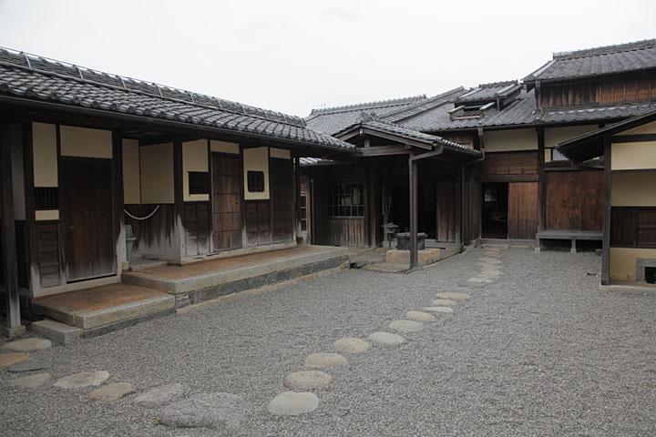 松阪商人の館 小津清左衛門家中庭