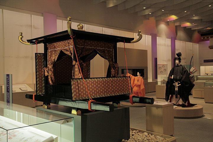 斎宮歴史博物館展示