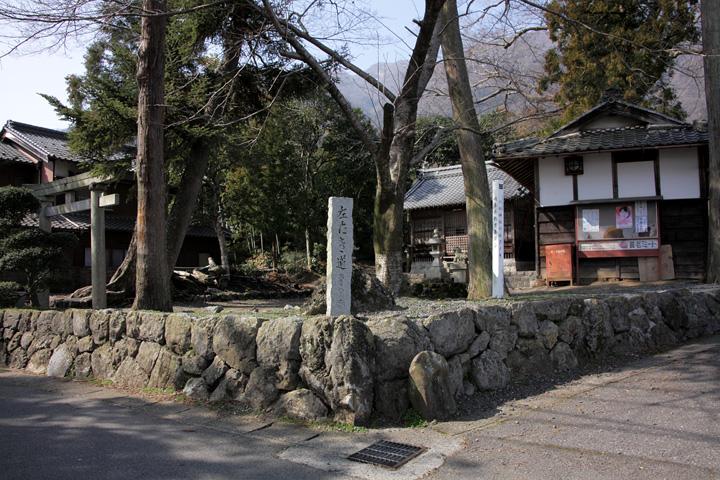 六社神社(養老町竜泉寺)