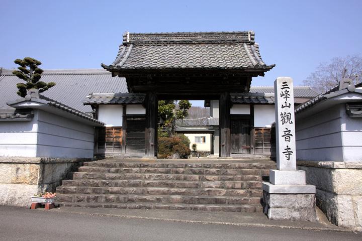 観音寺(養老町小倉)