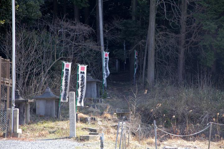 関ケ原三十三霊場(鳥頭坂追分付近)