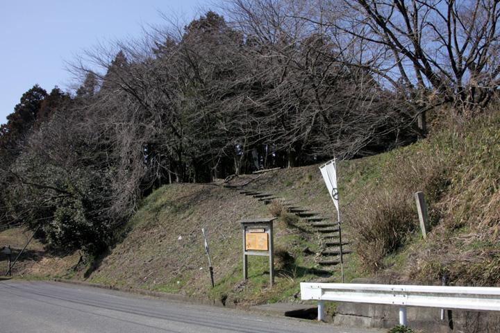 鳥頭坂 島津豊久戦死の地