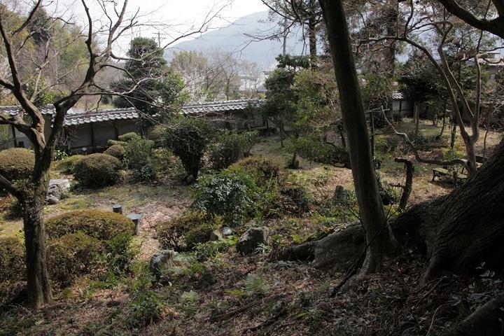 東五井家庭園