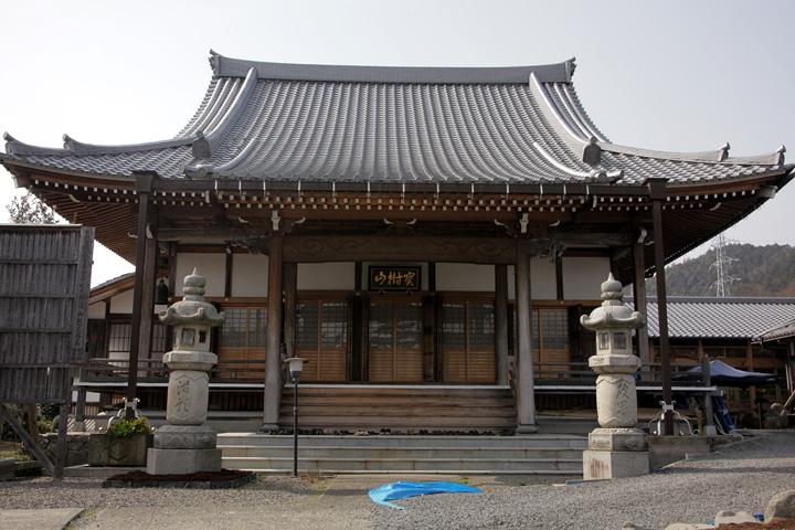 林正寺本堂