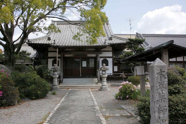 蟹築山蜜蔵院