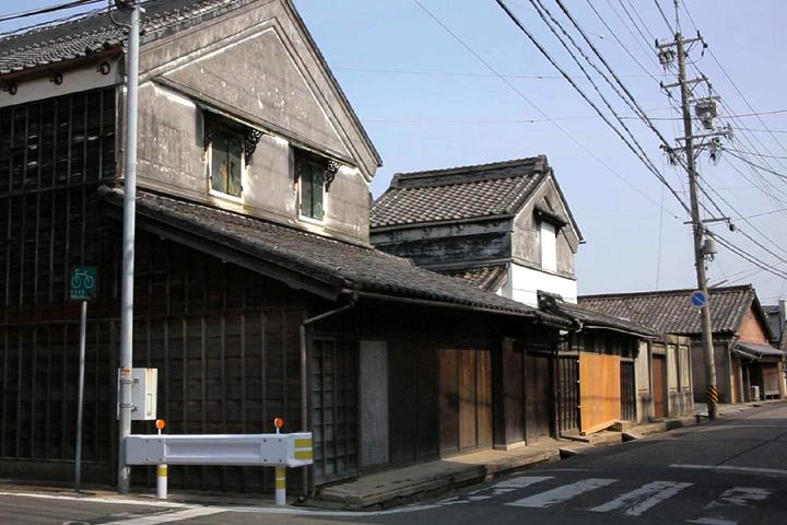 蔵のある家(上浜町)