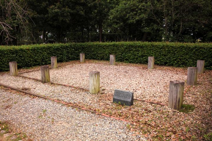 斎王宮跡掘立柱建物跡