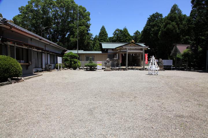 祓川 官舎神社