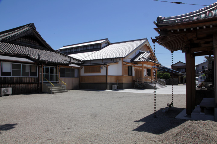 祓川 浄土寺