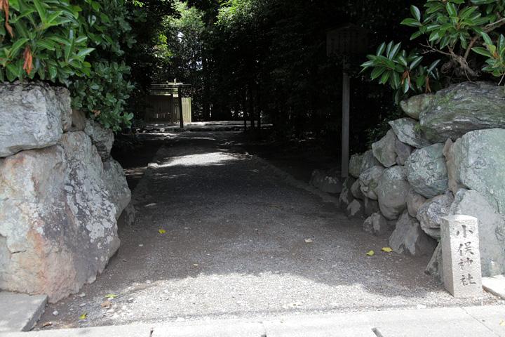 祓川 小俣神社