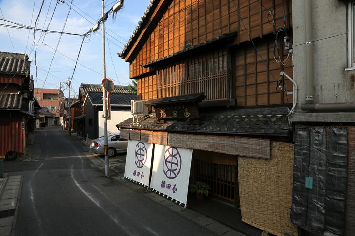 播田屋(東出家)