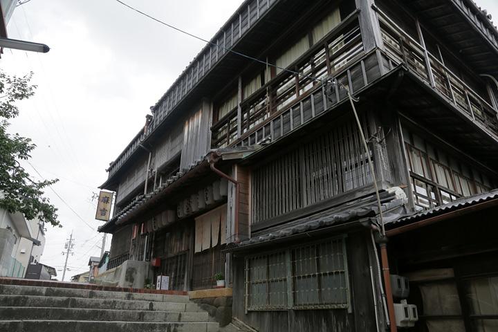 旅館麻吉 今も唯一当時の面影をそのまま残した宿