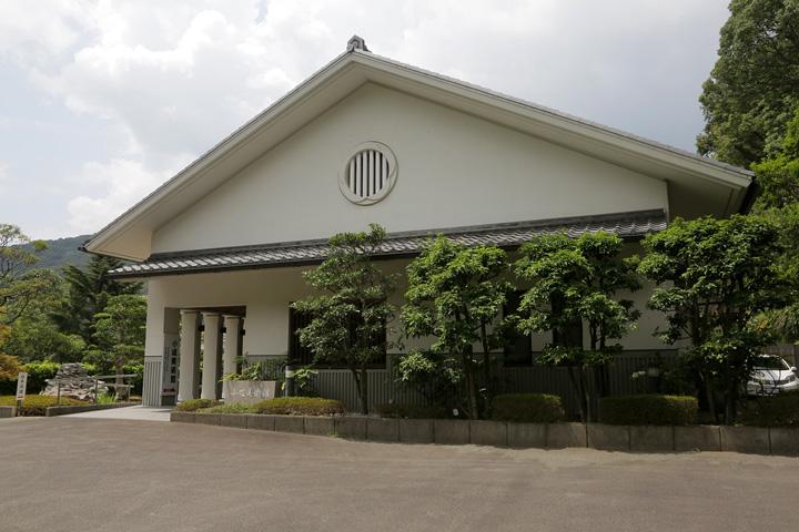 少坡美術館 神社と伊勢に関りの深い文物を展示