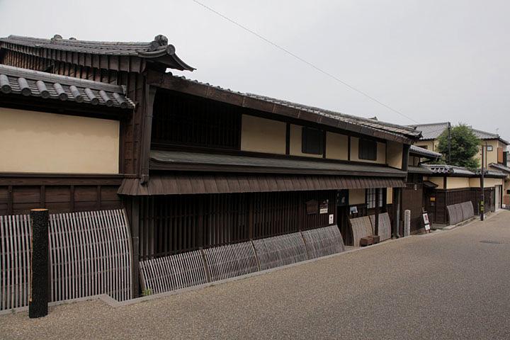 松阪商人の館(旧 小津清左衛門家住宅)
