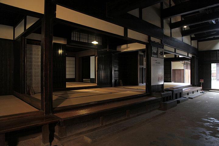 江戸の紙問屋 旧小津家の住宅