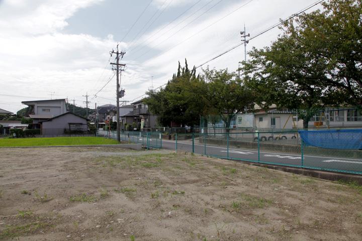 生駒屋敷跡・小折城跡