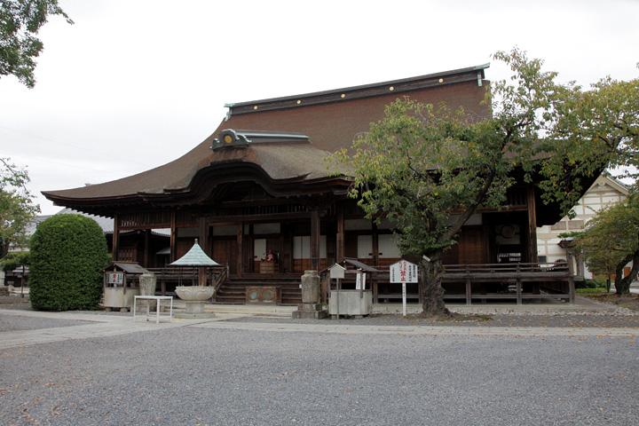 曼陀羅寺正堂