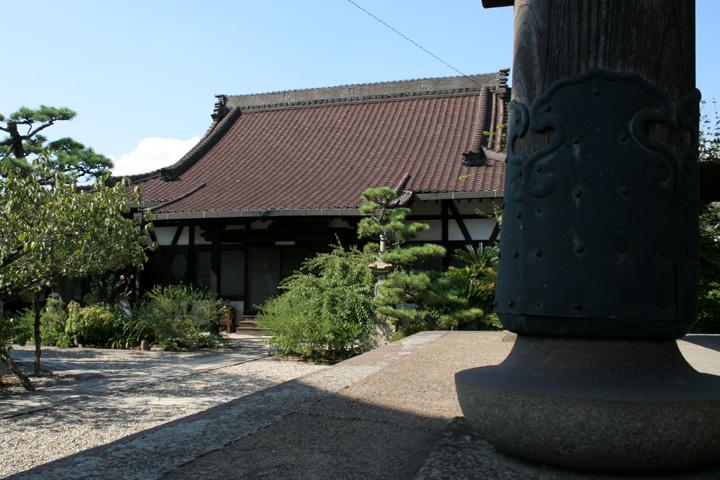 清音寺本堂