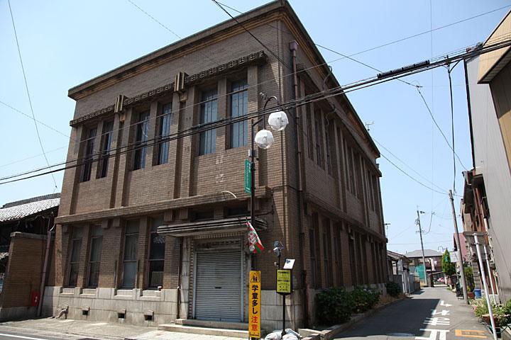 中部電力稲沢営業所跡