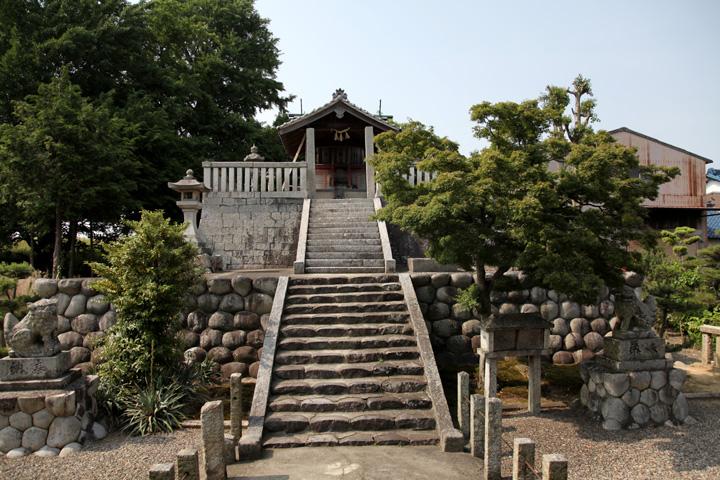 阿遅加神社