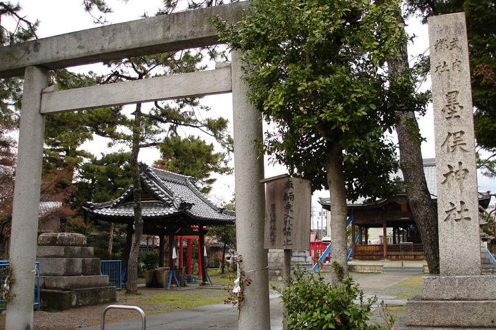 墨俣一夜城(墨俣歴史資料館) :...
