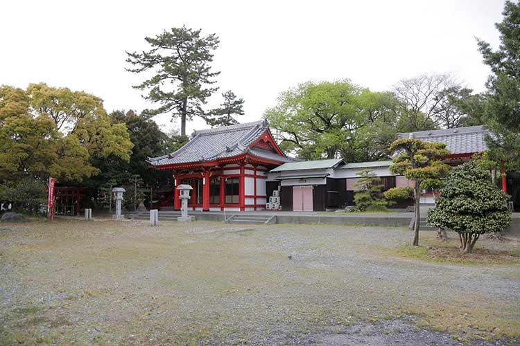 堀田稲荷神社