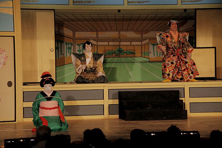 相生座歌舞伎公演