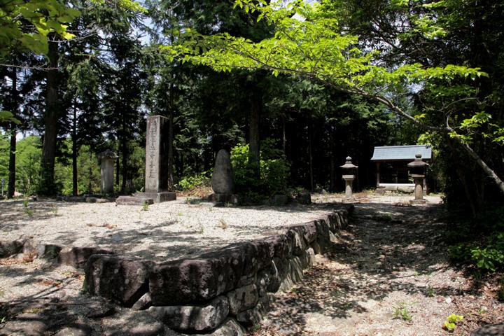 槙ヶ根立場茶屋跡