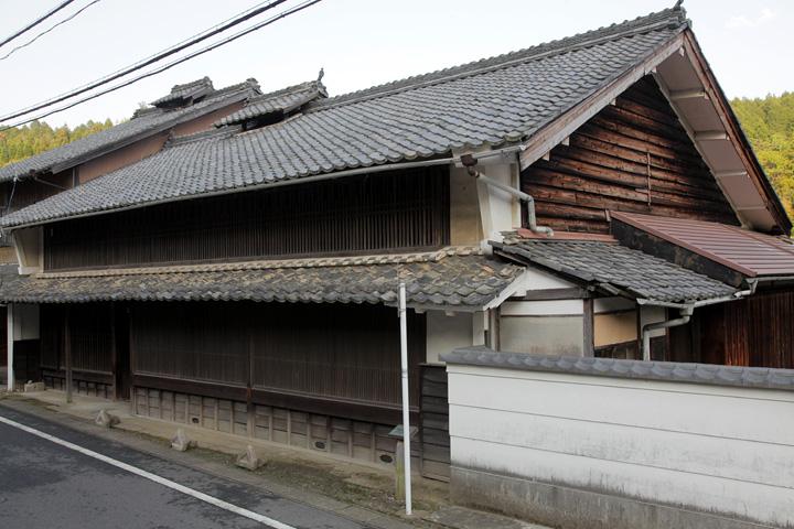旅籠・三浦屋 (国・登録有形文化財)