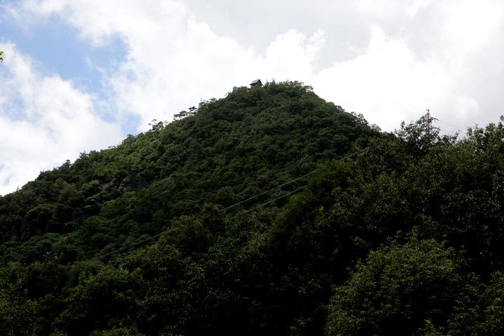 猿啄城跡(史跡)