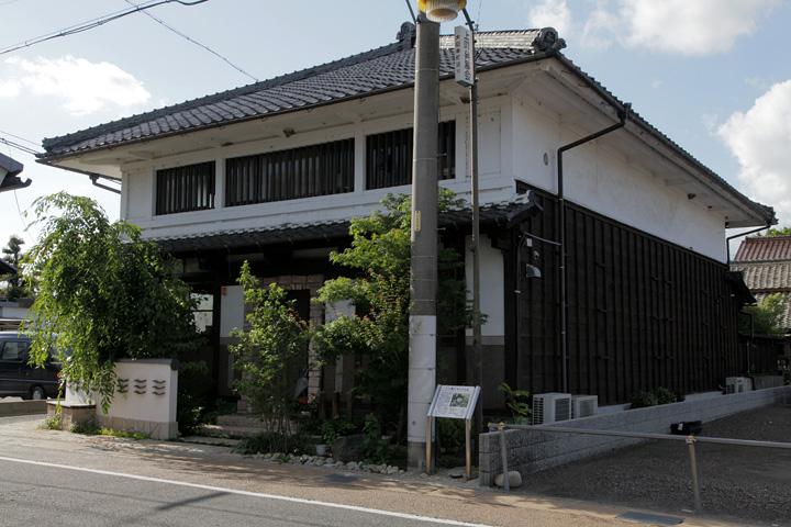 十六銀行 旧太田支店