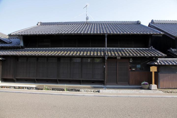 梅田吉道家住宅(茗荷屋)